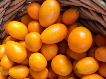 Naranja china o Kumquat